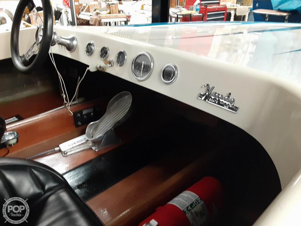 1971 Hondo Flatbottom boat for sale, model of the boat is 18 & Image # 10 of 40