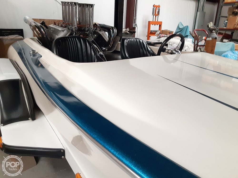 1971 Hondo Flatbottom boat for sale, model of the boat is 18 & Image # 15 of 40