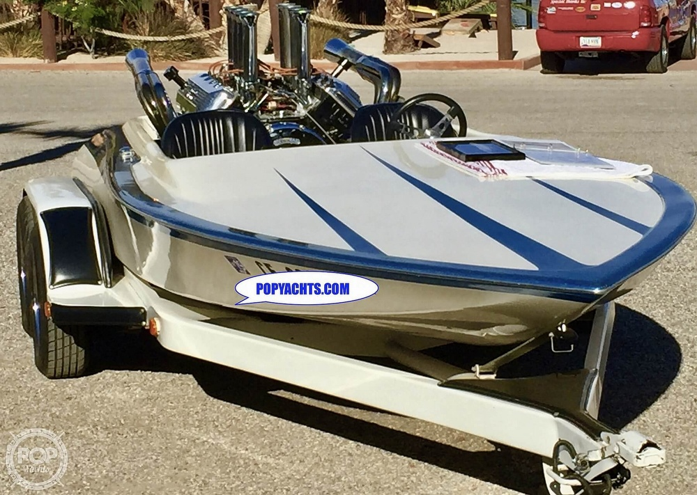 1971 Hondo Flatbottom boat for sale, model of the boat is 18 & Image # 33 of 40