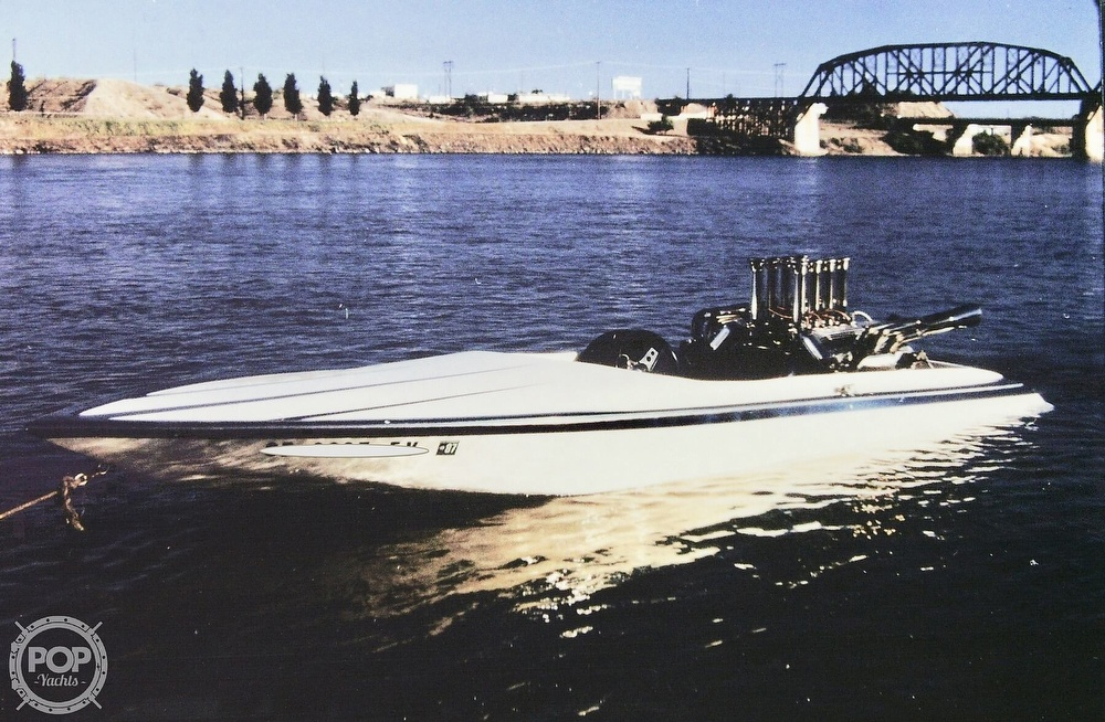1971 Hondo Flatbottom boat for sale, model of the boat is 18 & Image # 34 of 40