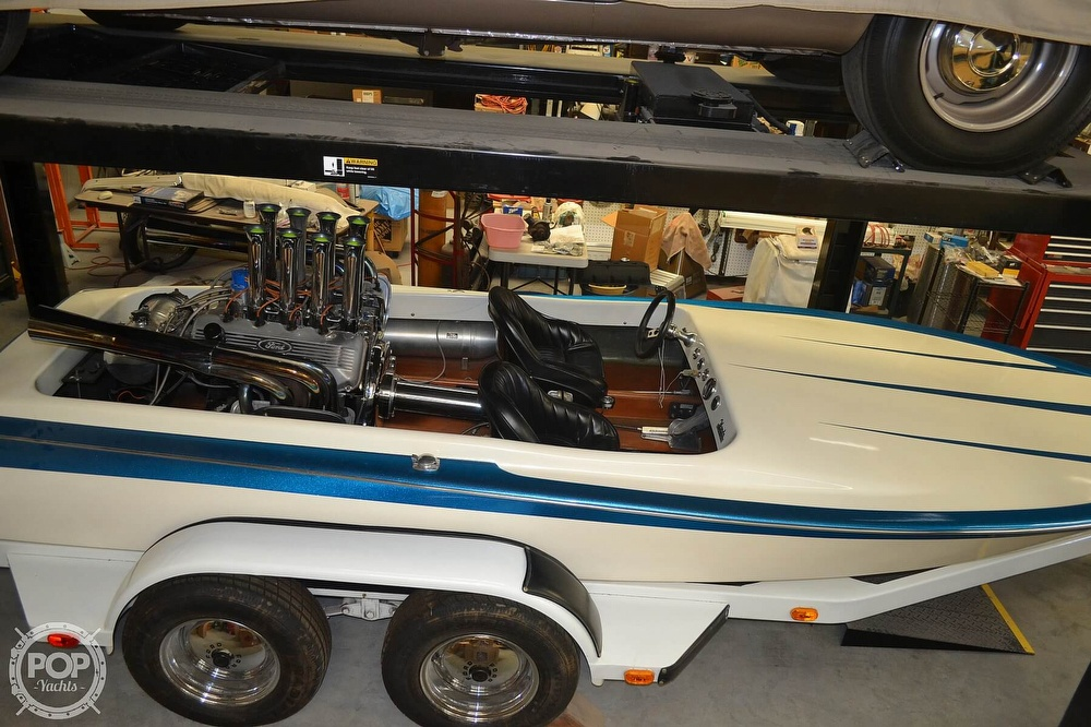 1971 Hondo Flatbottom boat for sale, model of the boat is 18 & Image # 2 of 40