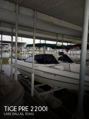 Used Tige Boats For Sale by owner | 1999 Tige 21