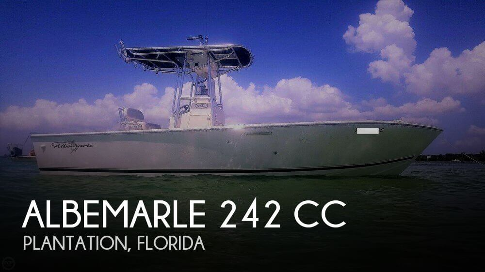 Used Albemarle Boats For Sale by owner | 2007 Albemarle 24