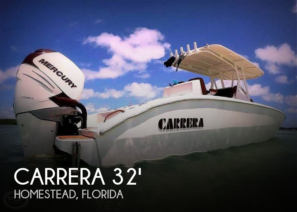 Used CARRERA Boats For Sale by owner | 2018 Carrera 32