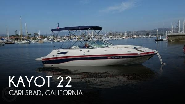 Used Kayot Boats For Sale by owner | 2003 Kayot 22