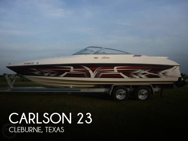 Used Carlson Boats For Sale by owner | 1999 Carlson 23