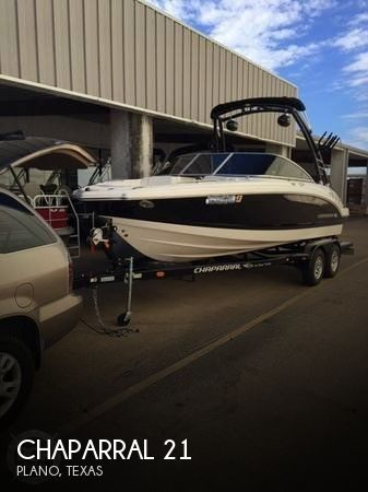 Used Chaparral 21 Boats For Sale by owner | 2014 Chaparral 21