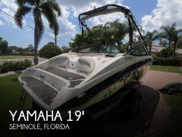 2014 Yamaha AR 192 Jet Boat