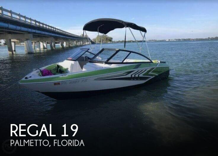 Used Regal 19 Boats For Sale by owner | 2015 Regal 19