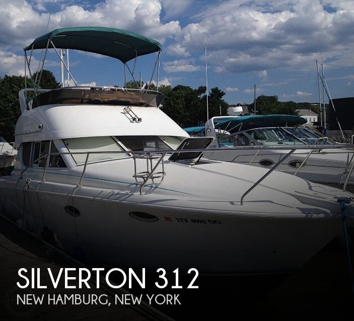 1995 Silverton boat for sale, model of the boat is 31 & Image # 1 of 4