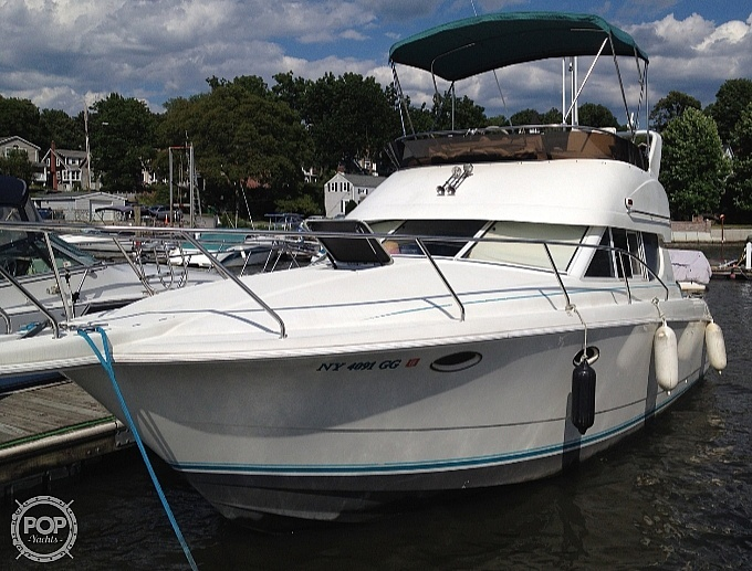 1995 Silverton boat for sale, model of the boat is 31 & Image # 2 of 4