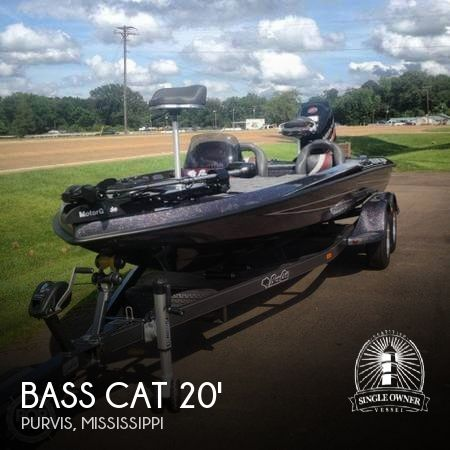 2014 BASS CAT BOATS COUGAR ADVANTAGE ELITE for sale