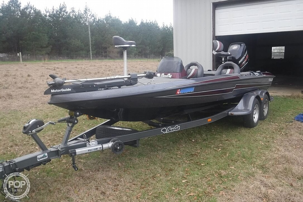 2014 Bass Cat Boats boat for sale, model of the boat is Cougar Advantage Elite & Image # 2 of 41