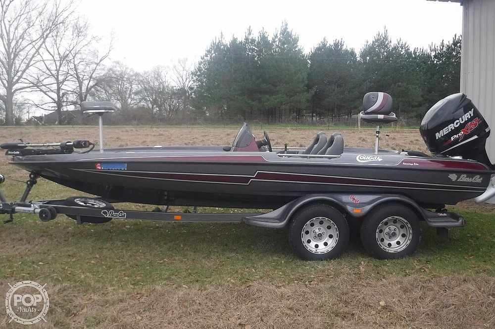 2014 Bass Cat Boats boat for sale, model of the boat is Cougar Advantage Elite & Image # 4 of 41