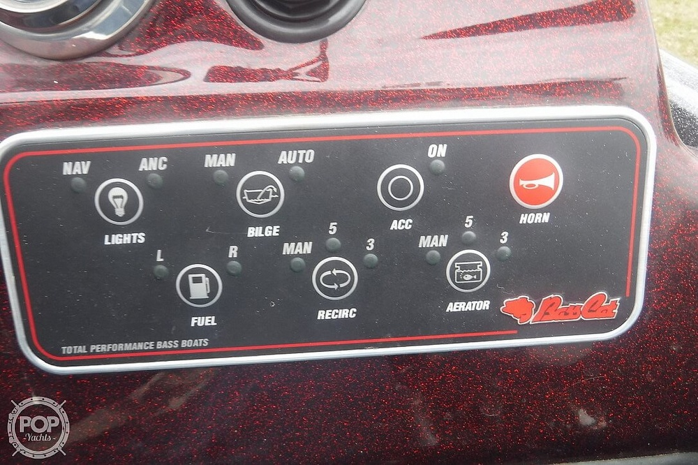 2014 Bass Cat Boats boat for sale, model of the boat is Cougar Advantage Elite & Image # 39 of 41