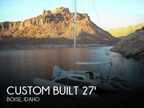 Used Boats For Sale in Idaho by owner | 2007 Custom Built 27