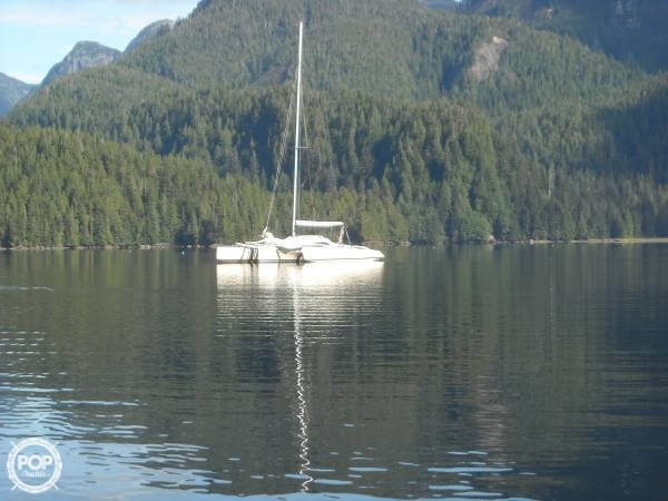 2007 Custom boat for sale, model of the boat is Farrier Marine F82R & Image # 2 of 17
