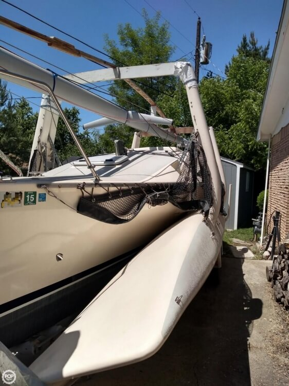 2007 Custom boat for sale, model of the boat is Farrier Marine F82R & Image # 8 of 17