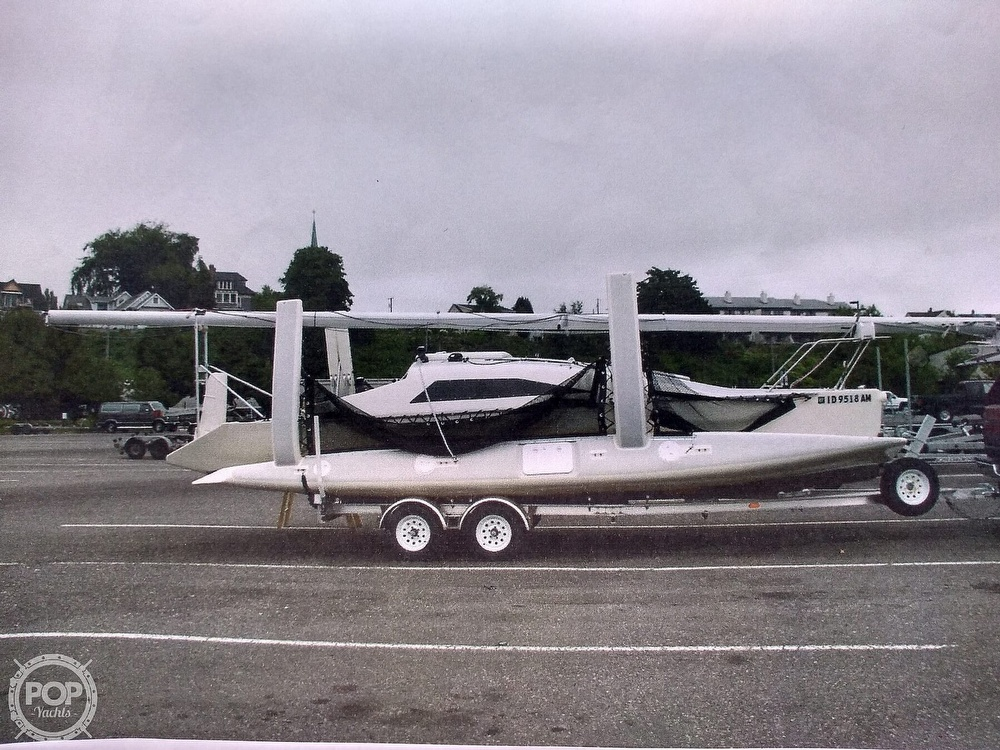 2007 Custom boat for sale, model of the boat is Farrier Marine F82R & Image # 15 of 17