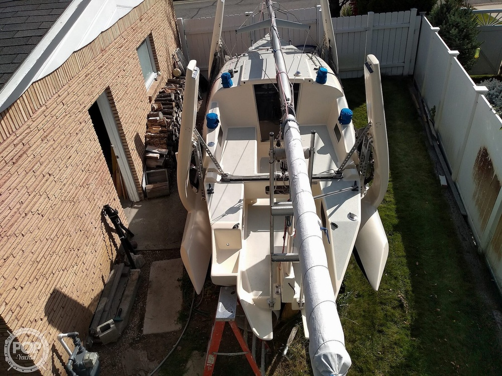 2007 Custom boat for sale, model of the boat is Farrier Marine F82R & Image # 16 of 17