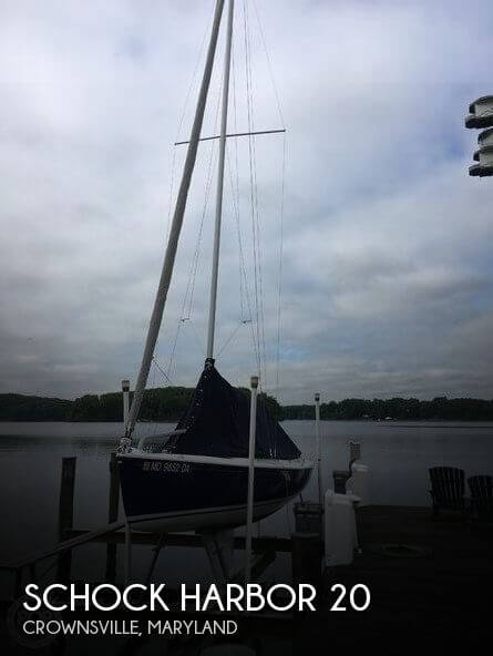 Used Schock Boats For Sale by owner | 2017 Schock HARBOR 20