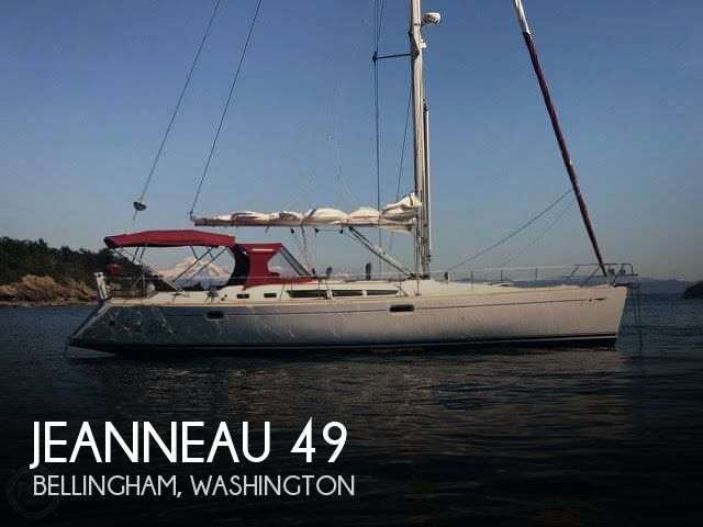 Used Boats For Sale in Washington by owner | 2004 Jeanneau 49
