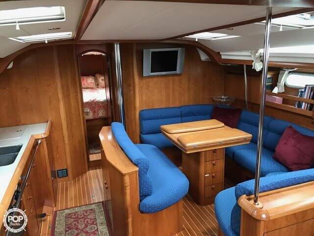 2005 Jeanneau boat for sale, model of the boat is Sun Odyssey 49 & Image # 5 of 40