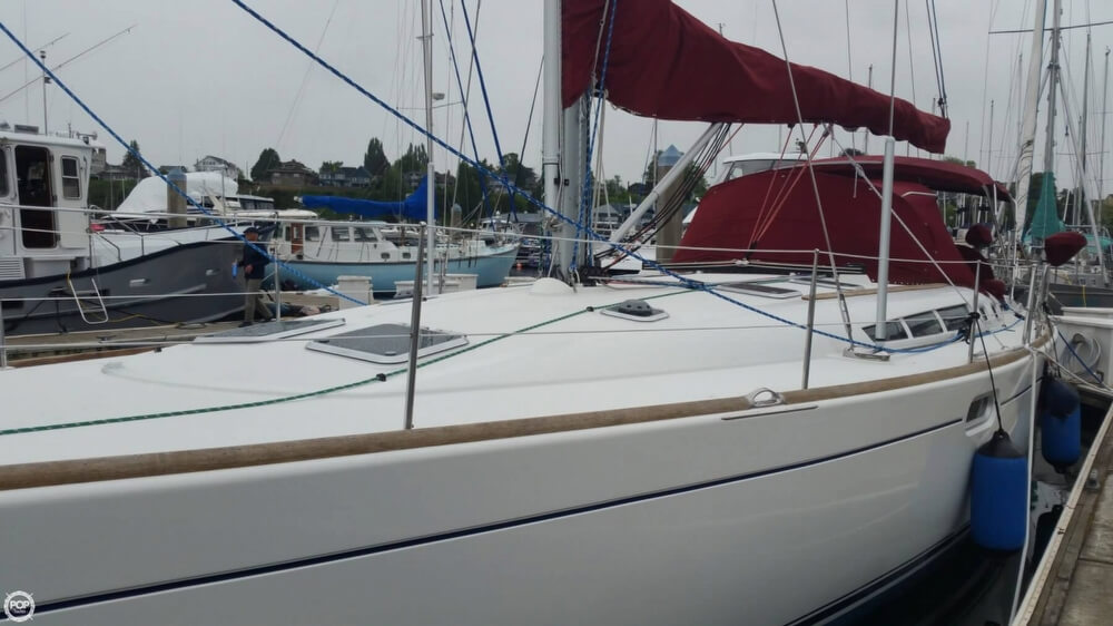 2005 Jeanneau boat for sale, model of the boat is Sun Odyssey 49 & Image # 17 of 40