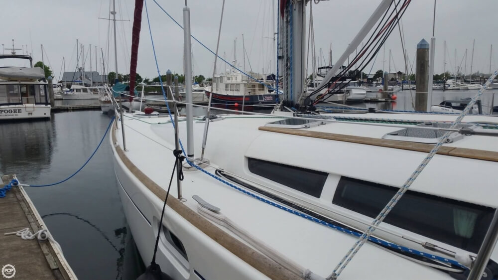 2005 Jeanneau boat for sale, model of the boat is Sun Odyssey 49 & Image # 18 of 40