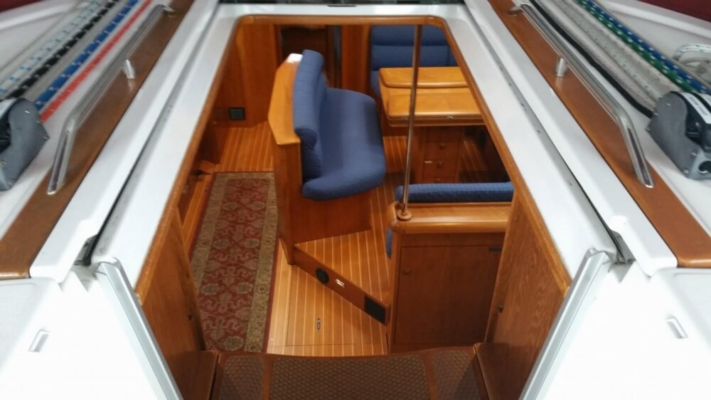 2005 Jeanneau boat for sale, model of the boat is Sun Odyssey 49 & Image # 24 of 40