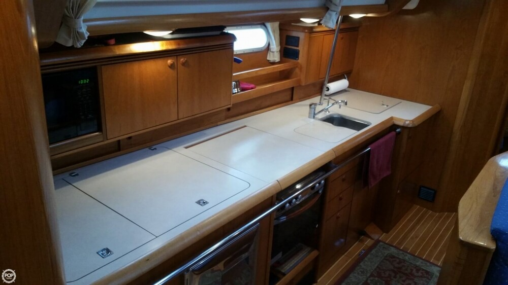 2005 Jeanneau boat for sale, model of the boat is Sun Odyssey 49 & Image # 27 of 40