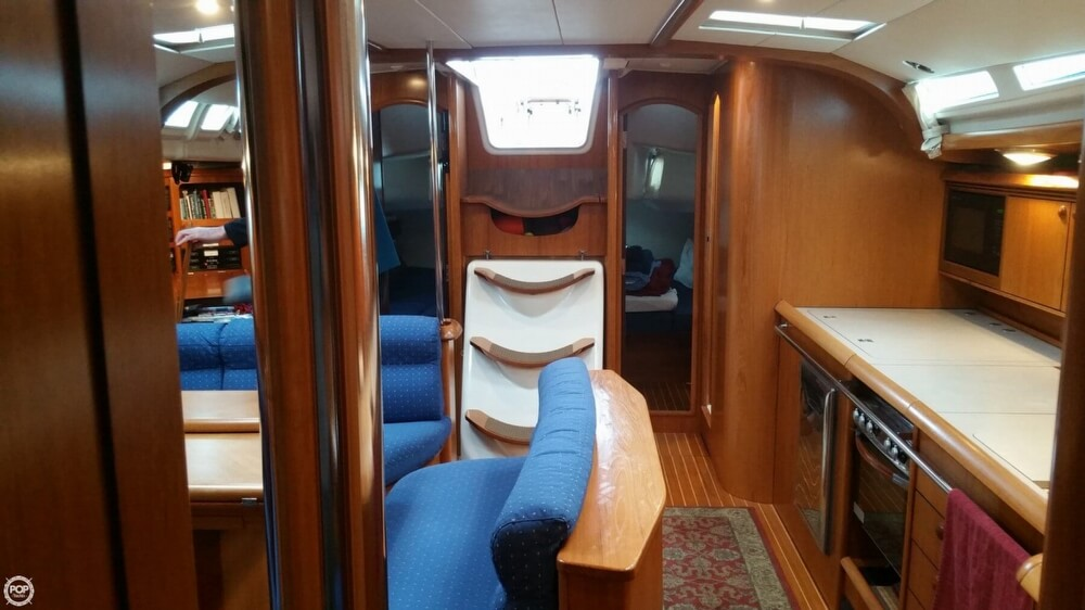 2005 Jeanneau boat for sale, model of the boat is Sun Odyssey 49 & Image # 3 of 40