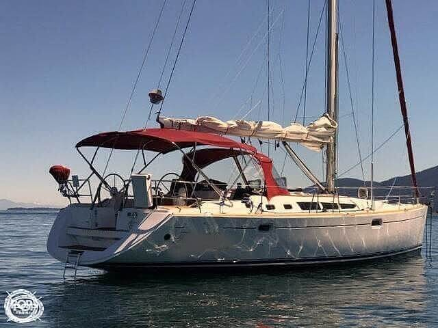 2005 Jeanneau boat for sale, model of the boat is Sun Odyssey 49 & Image # 7 of 40