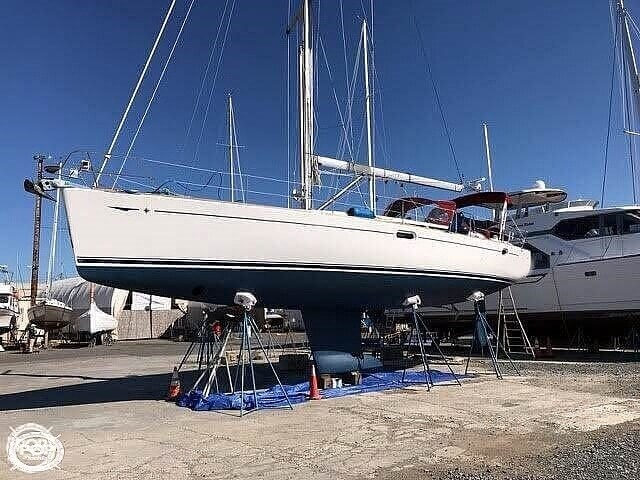 2005 Jeanneau boat for sale, model of the boat is Sun Odyssey 49 & Image # 8 of 40