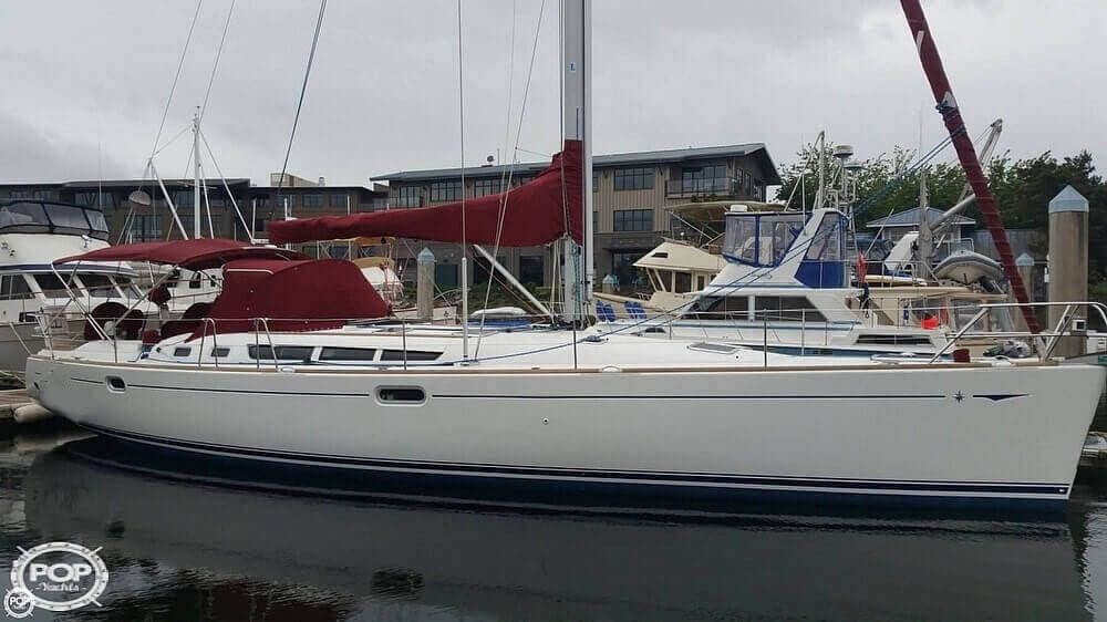 2005 Jeanneau boat for sale, model of the boat is Sun Odyssey 49 & Image # 20 of 40