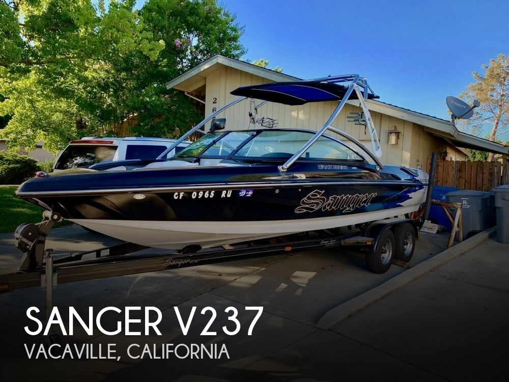 Used SANGER Boats For Sale by owner | 2010 Sanger 23