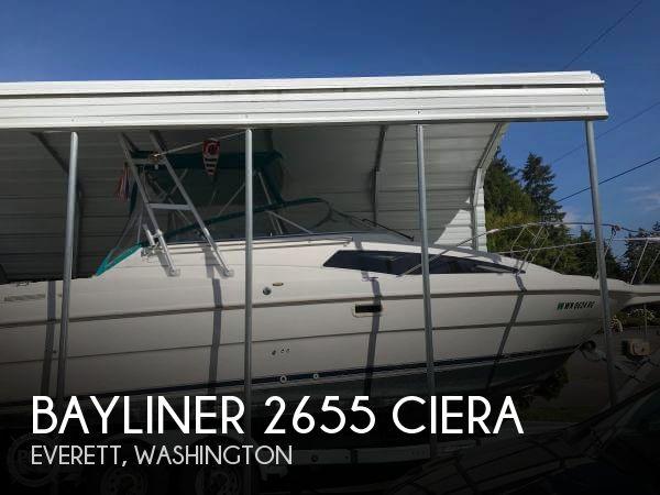 Used Bayliner 26 Boats For Sale by owner | 1997 Bayliner 26