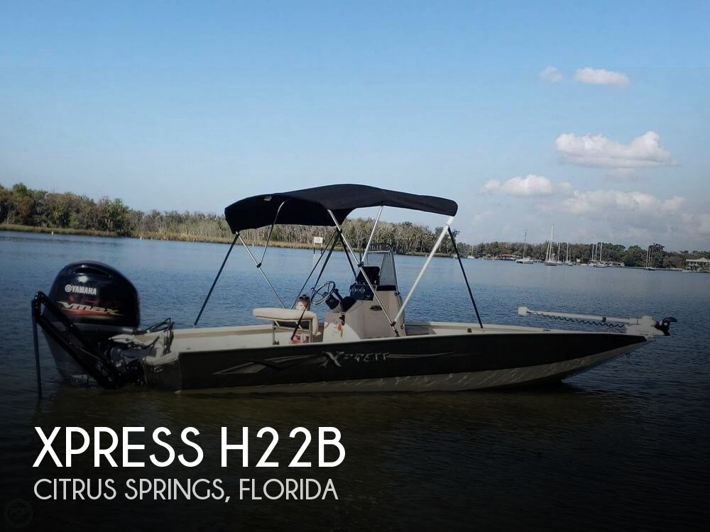 Used Xpress Boats For Sale by owner | 2016 Xpress 22