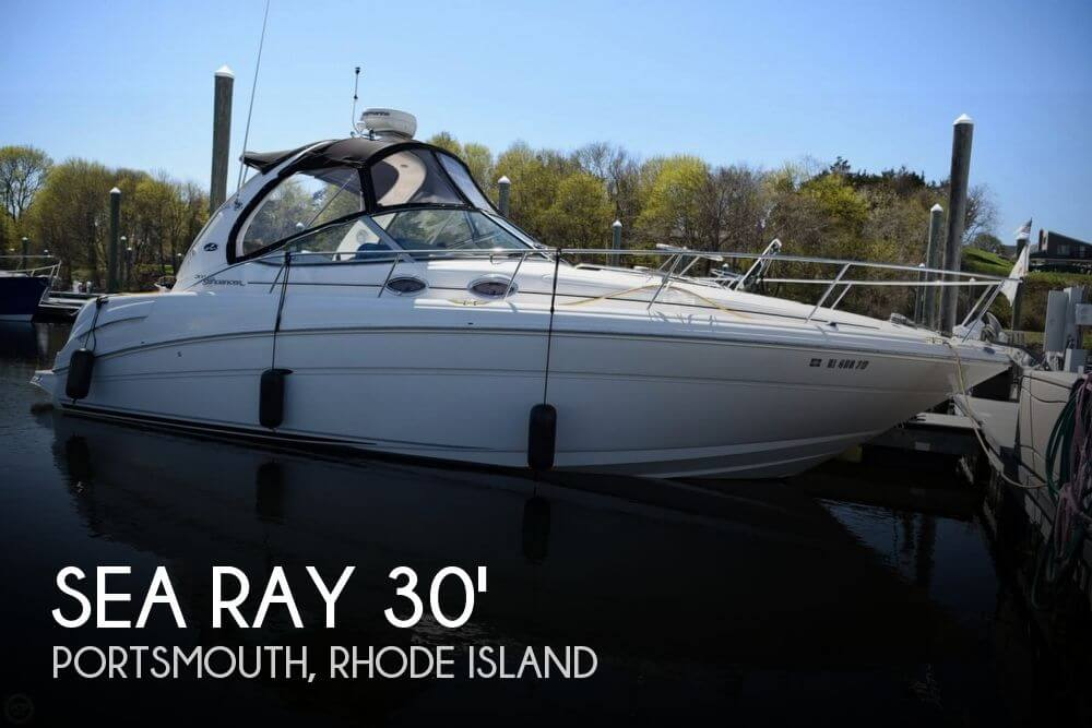 Used Sea Ray 30 Boats For Sale by owner | 2005 Sea Ray Sundancer 300