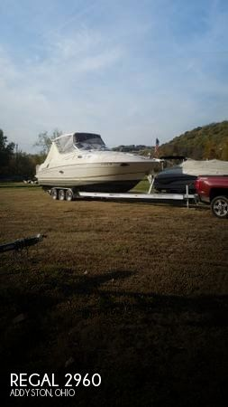 Used Boats For Sale in Dayton, Ohio by owner | 2000 Regal 29