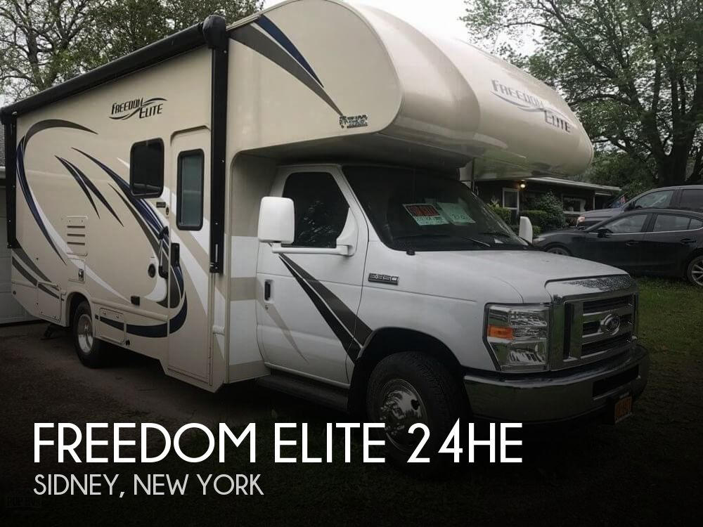 2018 Thor Motor Coach Freedom Elite 24HE