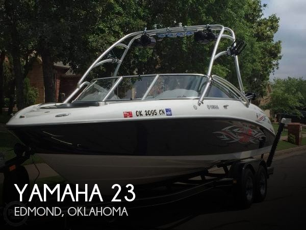 Used Boats For Sale in Oklahoma City, Oklahoma by owner | 2006 Yamaha 23
