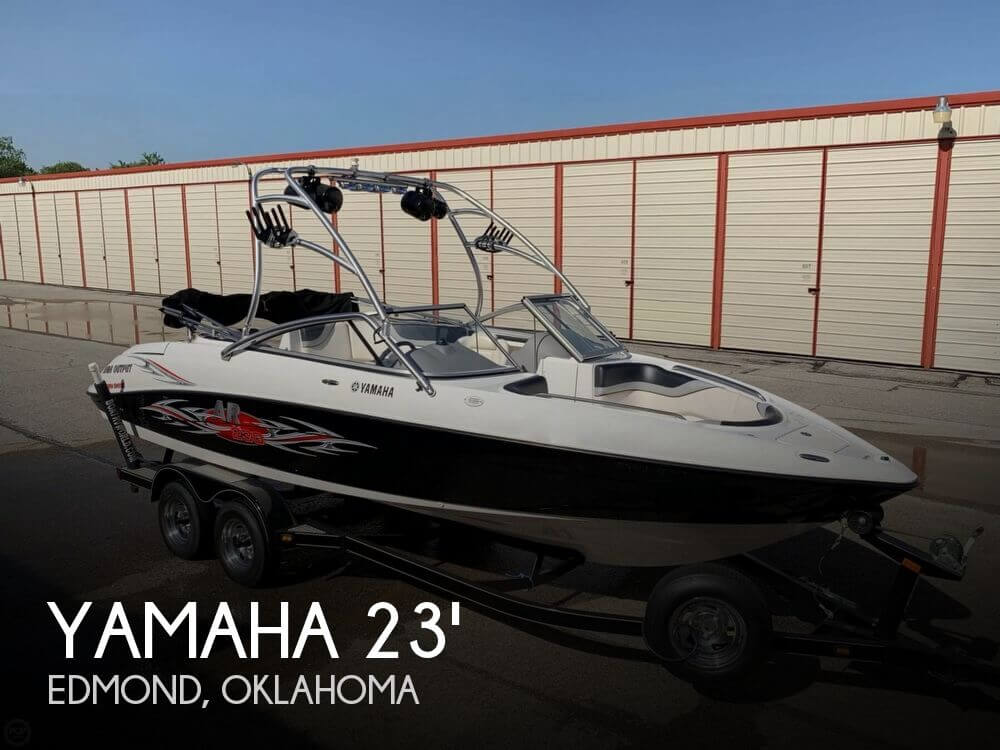 2006 Yamaha boat for sale, model of the boat is AR230 High Output & Image # 1 of 40