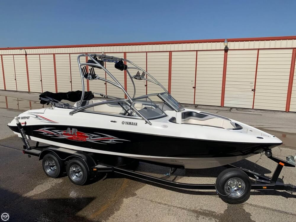 2006 Yamaha boat for sale, model of the boat is AR230 High Output & Image # 6 of 40