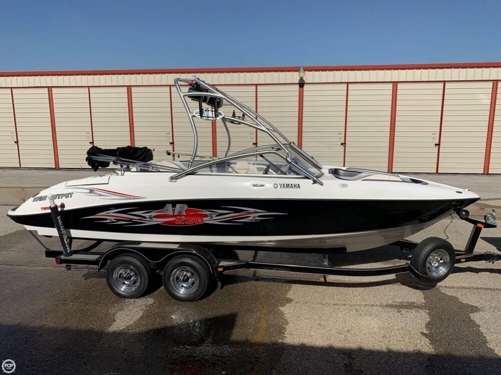 2006 Yamaha boat for sale, model of the boat is AR230 High Output & Image # 7 of 40