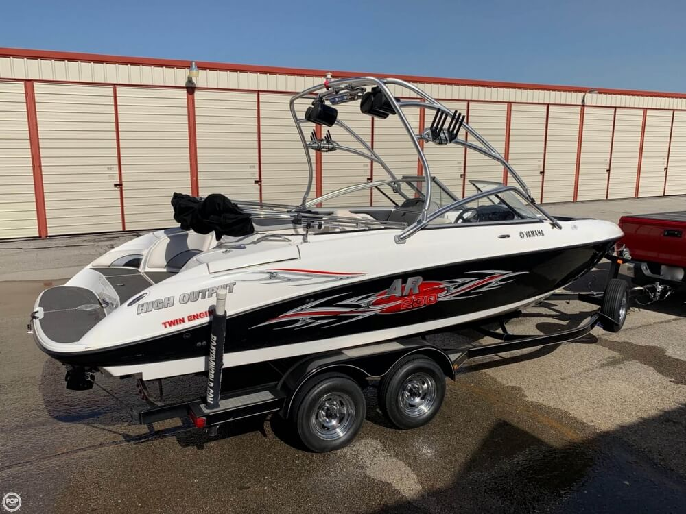 2006 Yamaha boat for sale, model of the boat is AR230 High Output & Image # 9 of 40