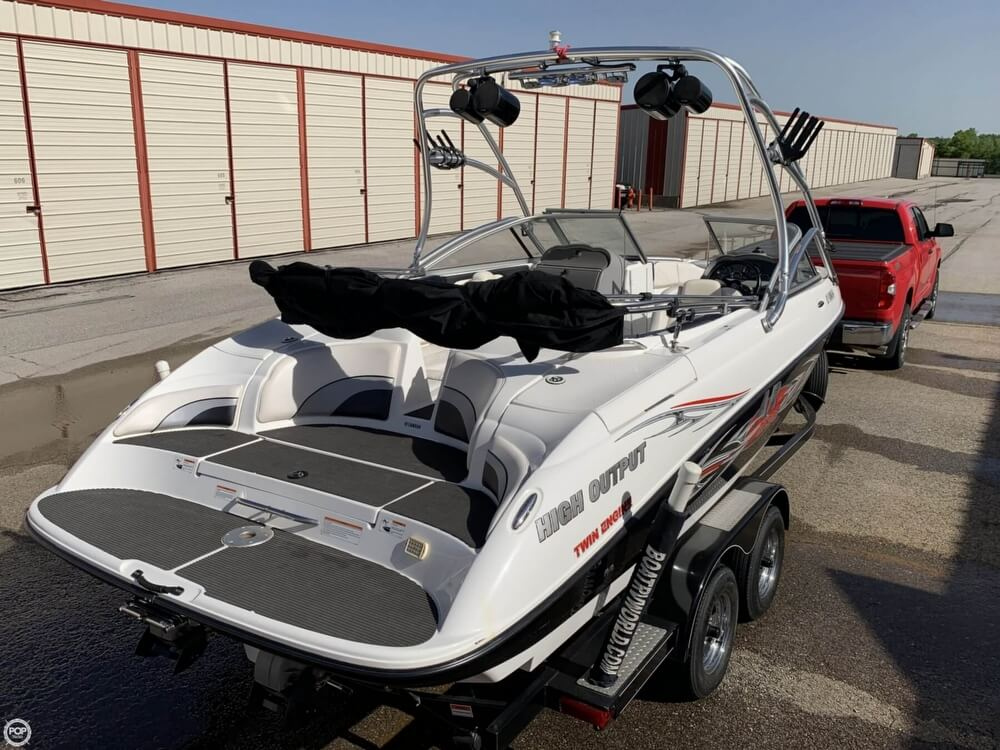 2006 Yamaha boat for sale, model of the boat is AR230 High Output & Image # 10 of 40