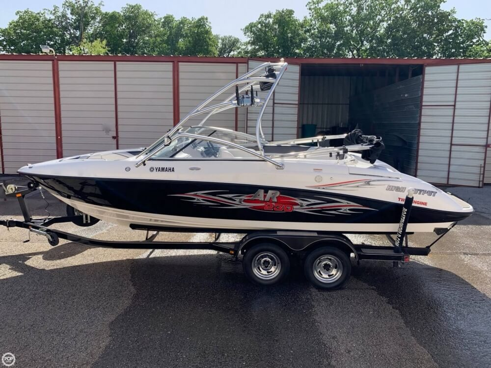 2006 Yamaha boat for sale, model of the boat is AR230 High Output & Image # 14 of 40