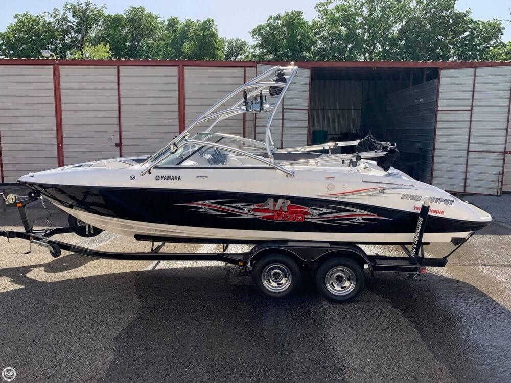 2006 Yamaha boat for sale, model of the boat is AR230 High Output & Image # 3 of 40