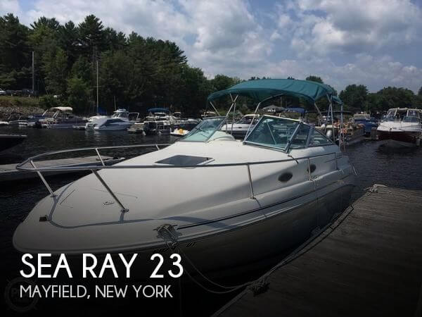 Used Sea Ray 23 Boats For Sale by owner | 1998 Sea Ray 23